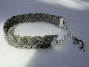 Armband_kaki