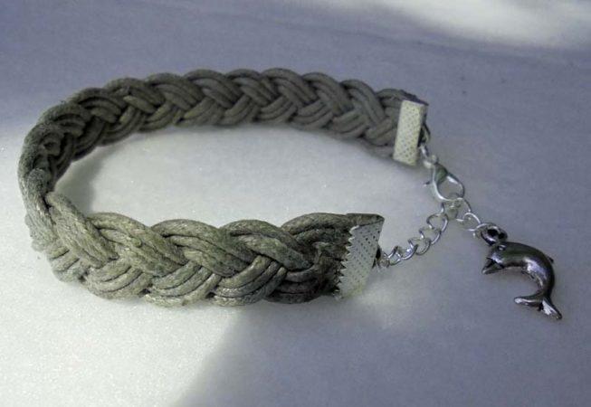 Armband Kaki