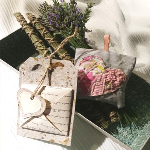 Lavendelox innen